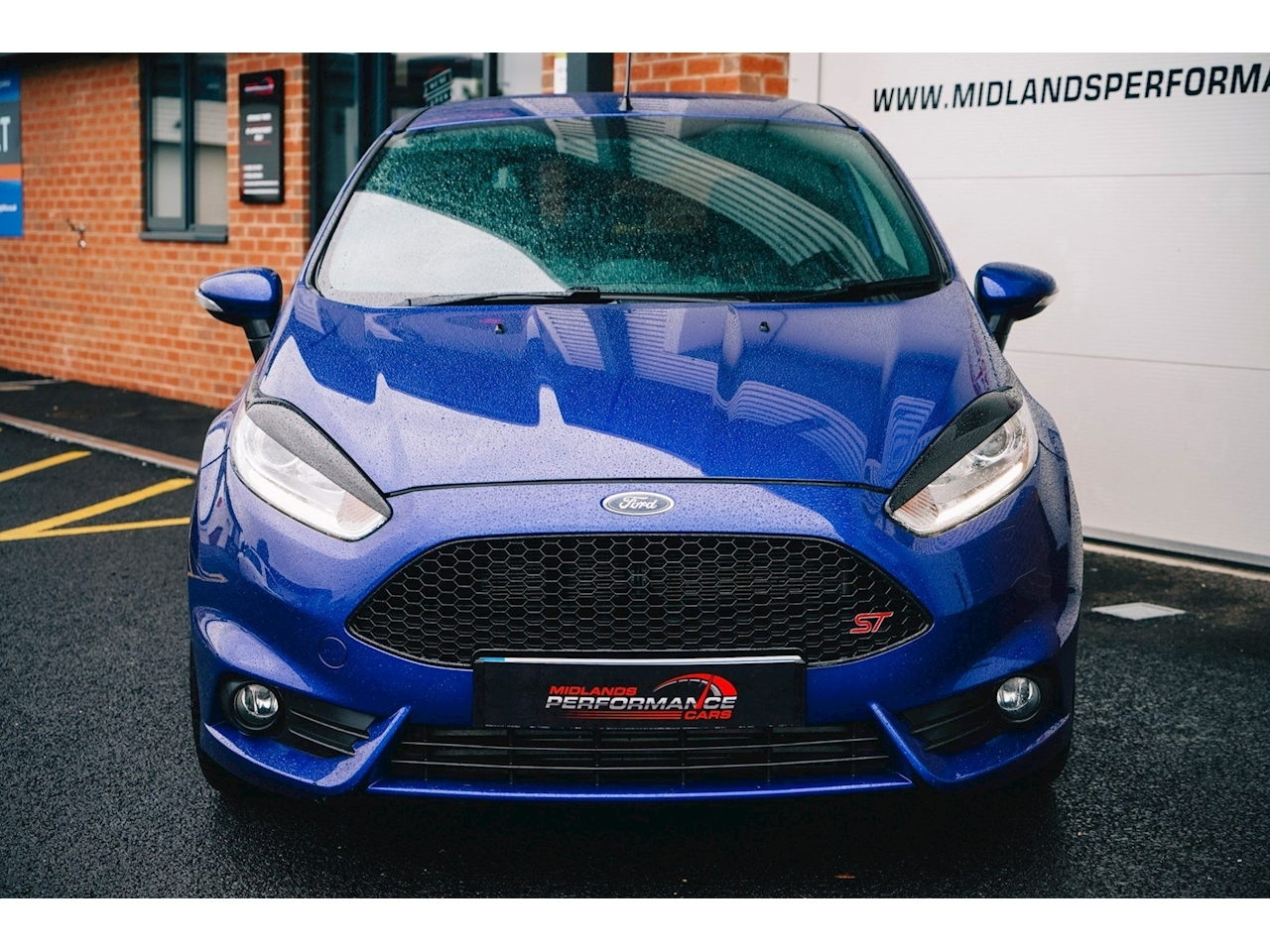 Fiesta St-2 Hatchback 1.6 Manual Petrol