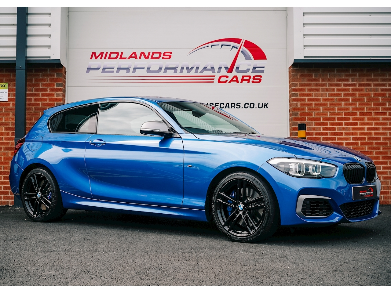 BMW 1 Series M140i Shadow Edition 3-door 3 Door Sports Hatch 3.0 Automatic Petrol