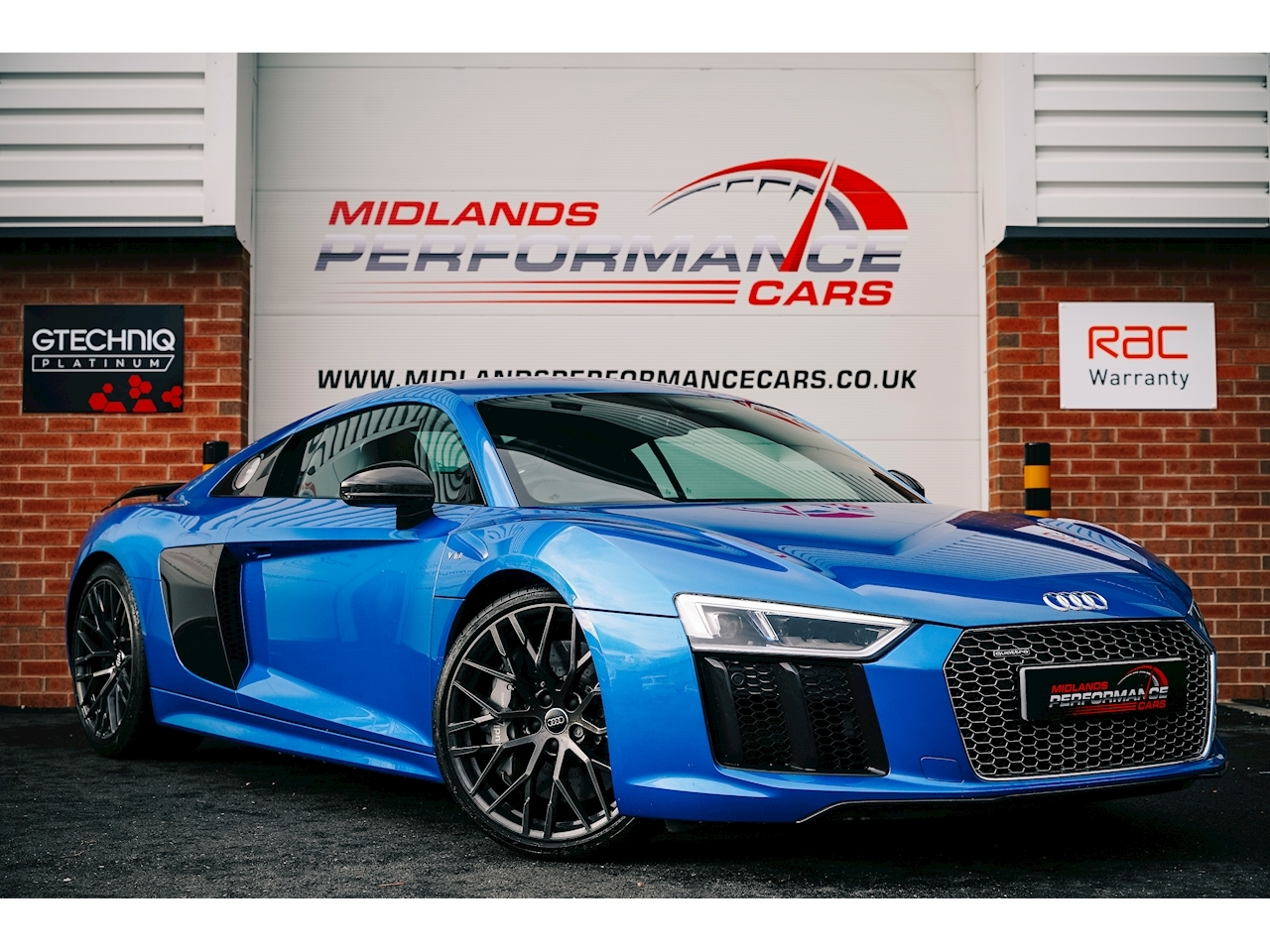 Audi R8 FSI V10 Plus Coupe 5.2 Automatic Petrol