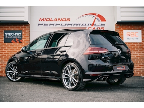 Golf TSI BlueMotion Tech R Hatchback 2.0 Automatic Petrol