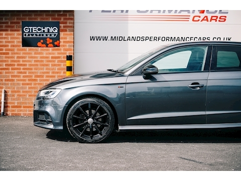 2.0 TDI Black Edition Sportback 5dr Diesel Manual (s/s) (150 ps)