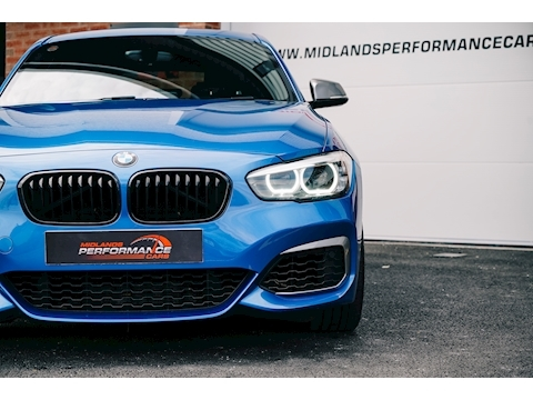 3.0 M140i GPF Shadow Edition Sports Hatch 5dr Petrol Auto (s/s) (340 ps)