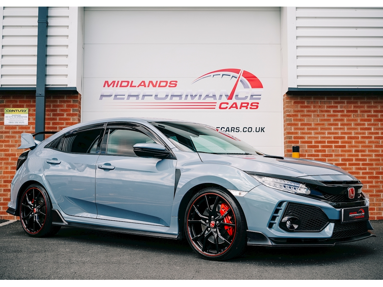 Honda Civic Type R GT Hatchback 2.0 Manual Petrol