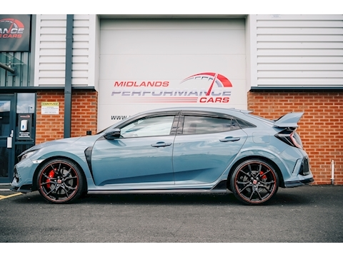 Civic Type R GT Hatchback 2.0 Manual Petrol