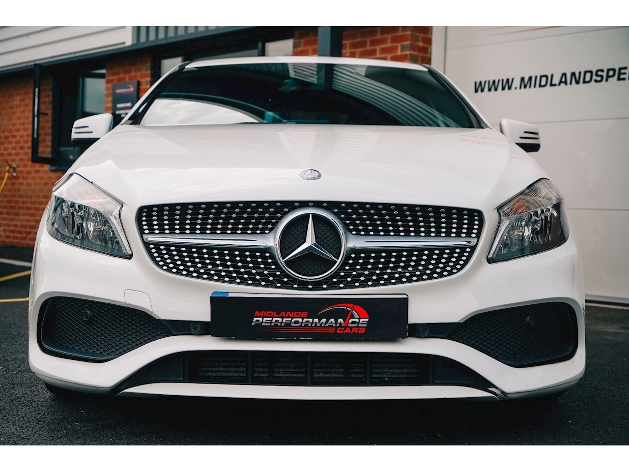 A-Class A 180 D Amg Line Executive Hatchback 1.5 Automatic Diesel