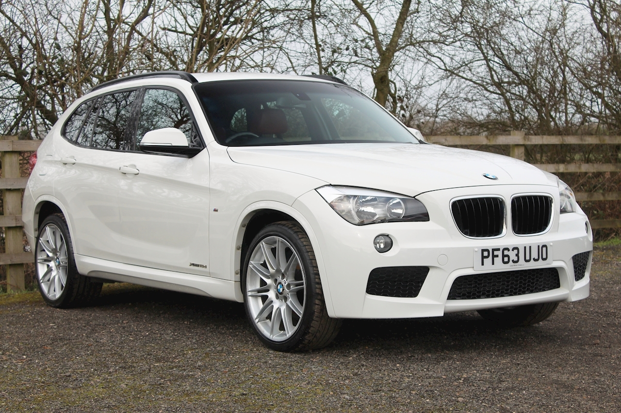 BMW X1 Series X1 xDrive18d M Sport 4x4 2.0 Manual Diesel