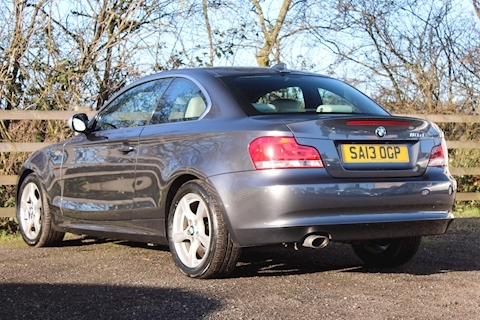 2.0 118d Exclusive Edition Coupe 2dr Diesel Manual (118 g/km, 143 bhp)