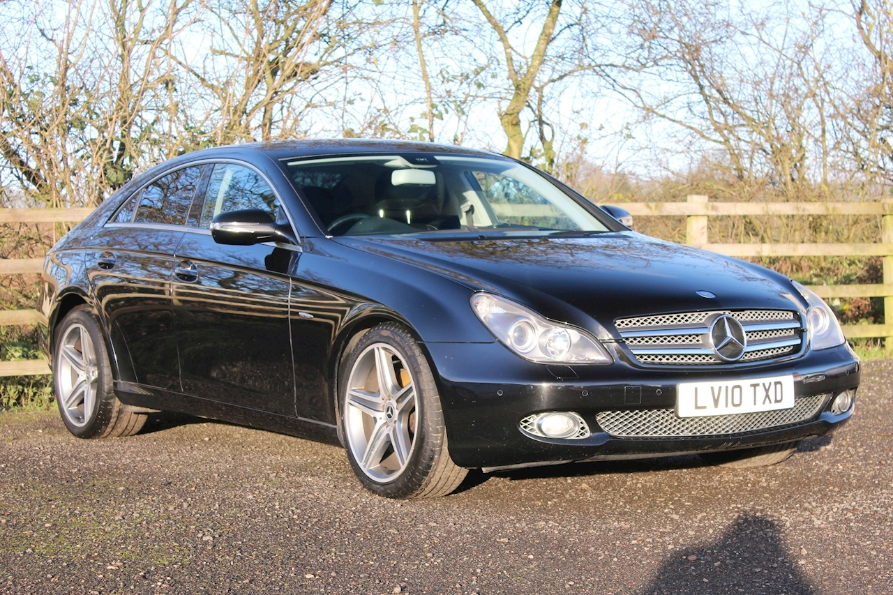 Mercedes-Benz CLS Cls350 Cdi Grand Edition 3.0 4dr Coupe Automatic Diesel