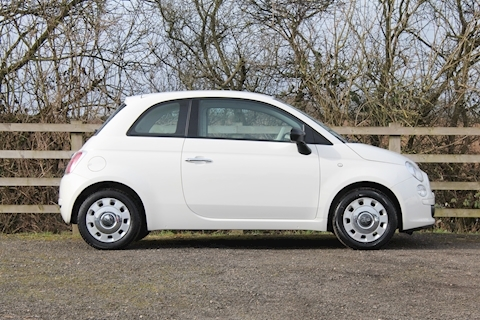 1.2 Pop Hatchback 3dr Petrol Manual (119 g/km, 69 bhp)