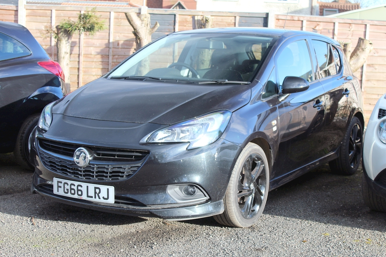 Vauxhall 1.4i ecoFLEX Limited Edition Hatchback 5dr Petrol (90 ps)