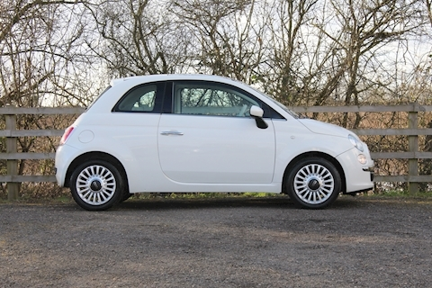 1.2 Lounge Hatchback 3dr Petrol Manual (119 g/km, 69 bhp)