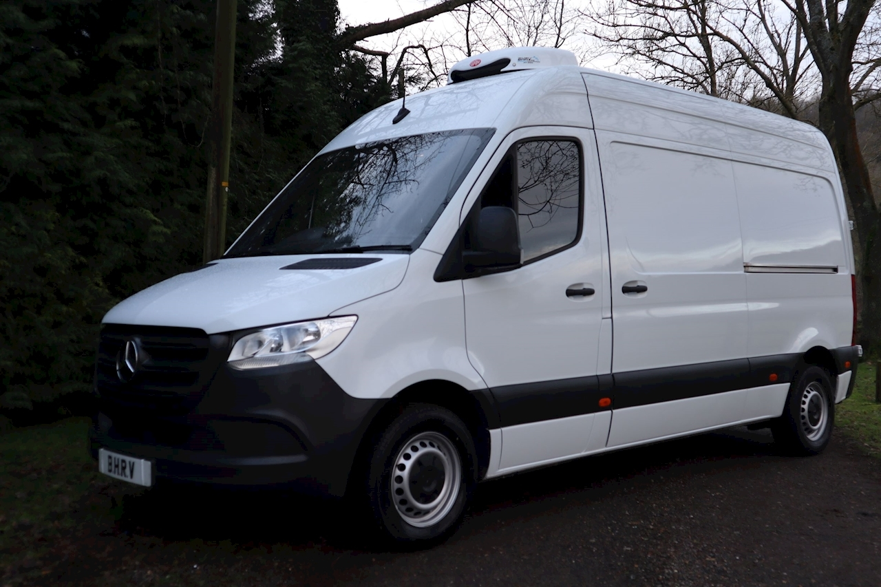 Mercedes Sprinter Mwb 314 Refrigerated Chiller Van 2.1 5dr Large Fridge Van Manual Diesel