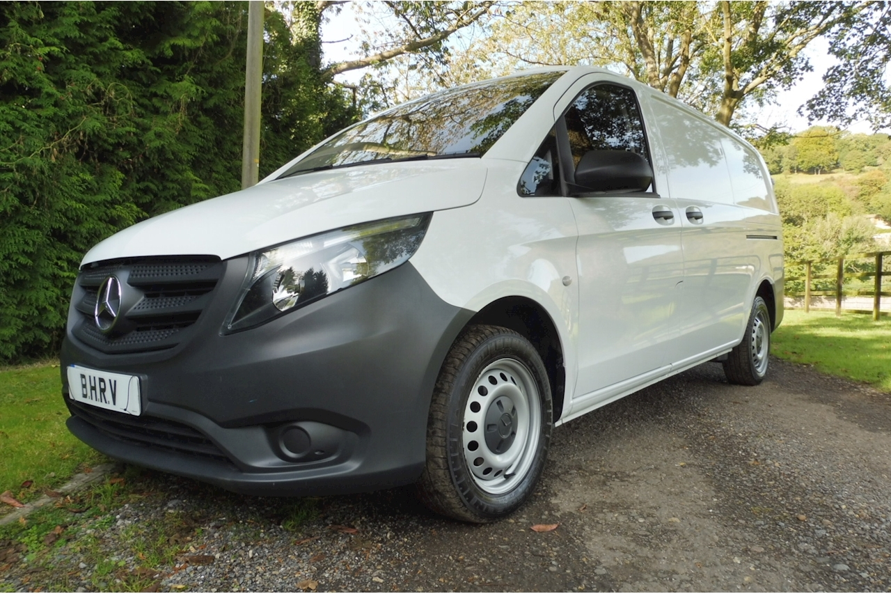 Mercedes Vito 111 LWB Refrigerated Freezer Chiller Van 1.6 5dr Medium Fridge Van Manual Diesel