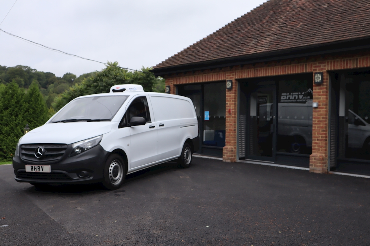 Mercedes-Benz Vito 111 LWB Refrigerated Chiller Van 1.6 6dr Medium Fridge Van Manual Diesel
