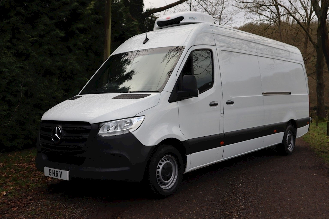 Mercedes Sprinter LWB 314 Refrigerated Freezer Chiller Van 2.1 5dr Large Fridge Van Manual Diesel