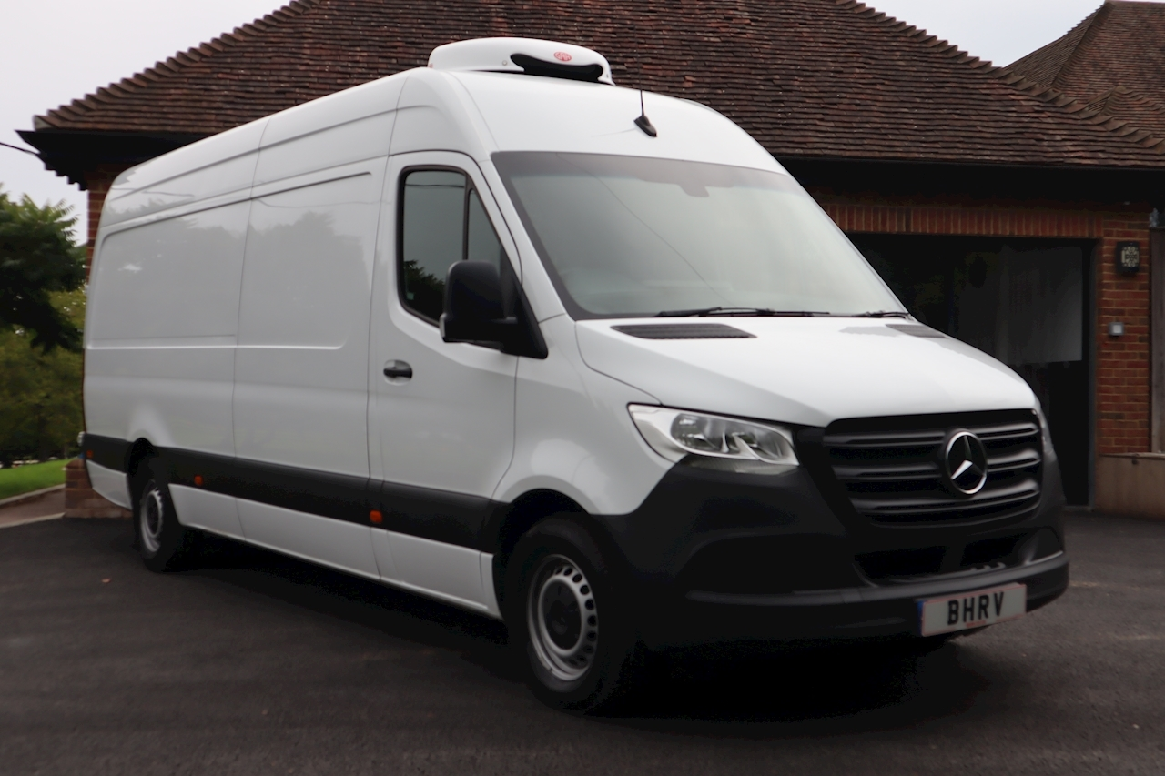 Mercedes Sprinter LWB 314 Refrigerated Chiller Van
