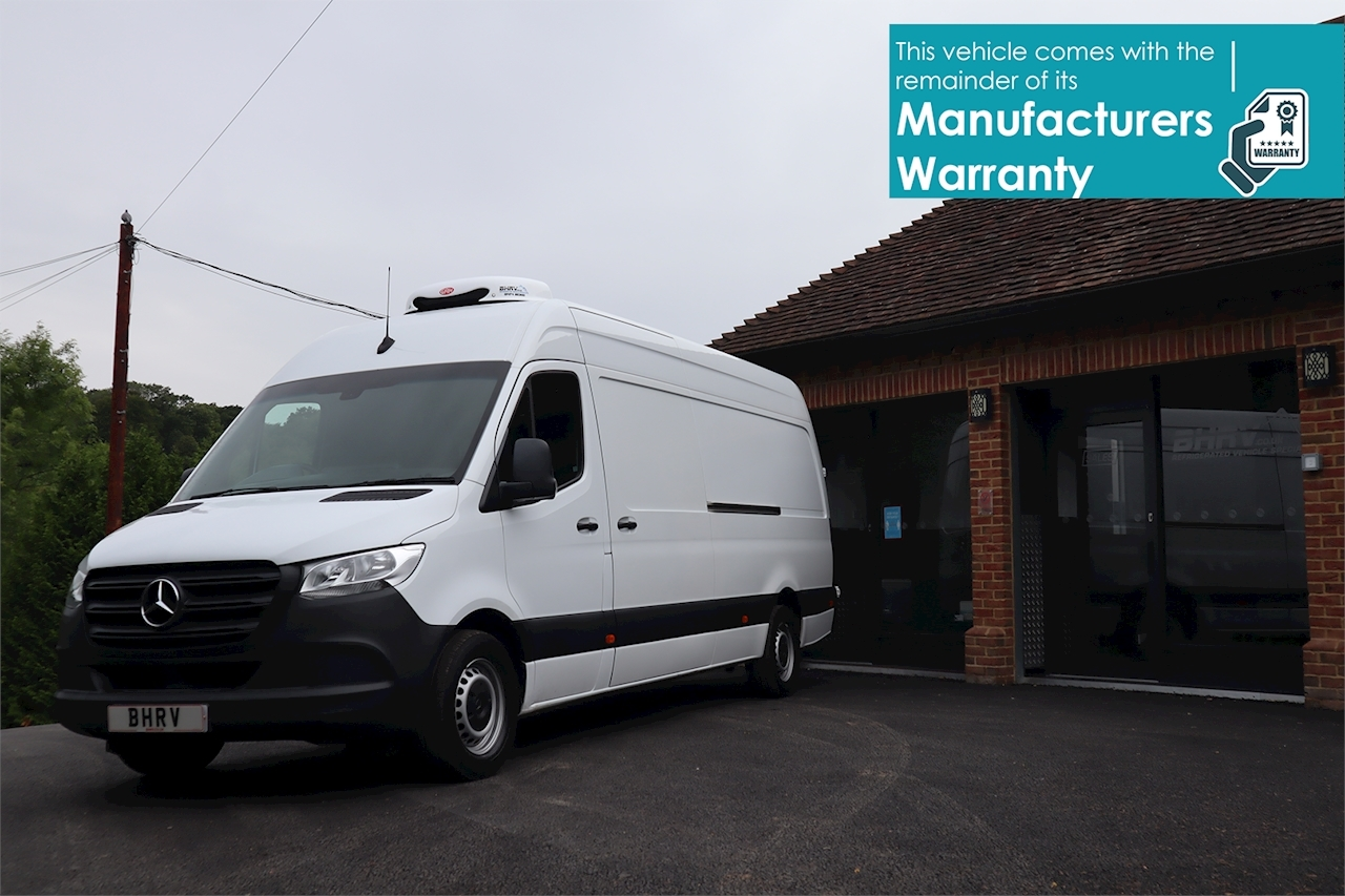 Sprinter LWB 314 Refrigerated Freezer Chiller Van 2.1 5dr Large Fridge Van Manual Diesel