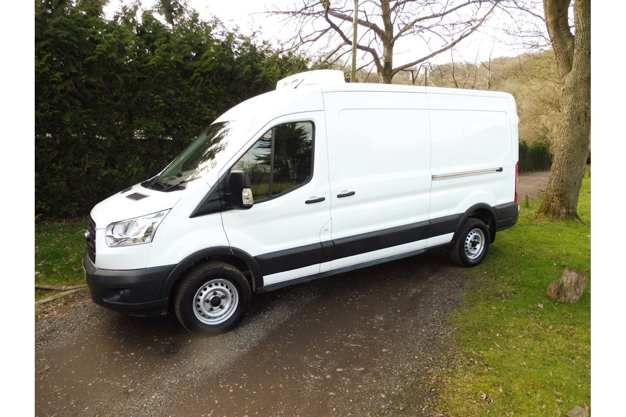 Ford Transit 350 L3 H2 Refrigerated Freezer Van 2.0 5dr Large Fridge Van Manual Diesel