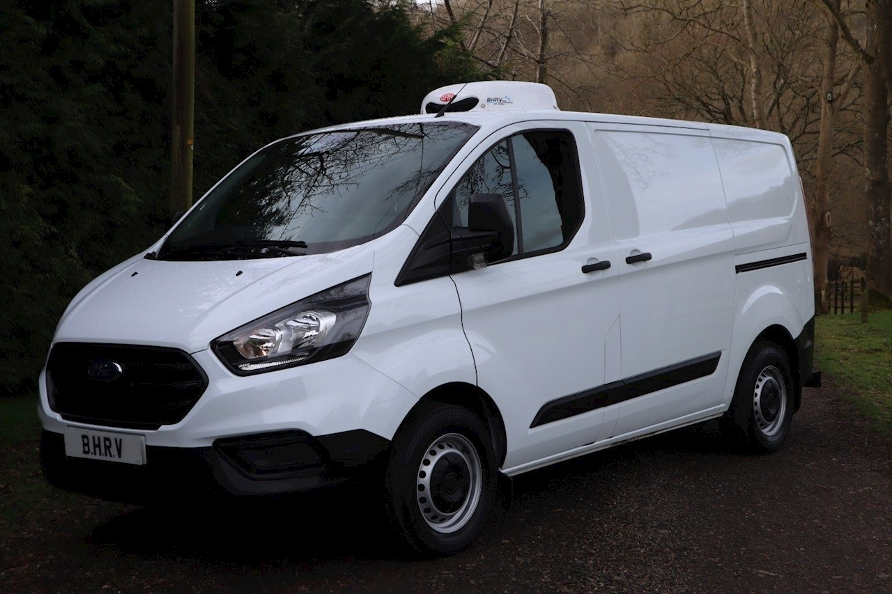 Ford Transit Custom 300 L1  H1 Refrigerated Freezer Van 2.0 5dr Medium Fridge Van Manual Diesel