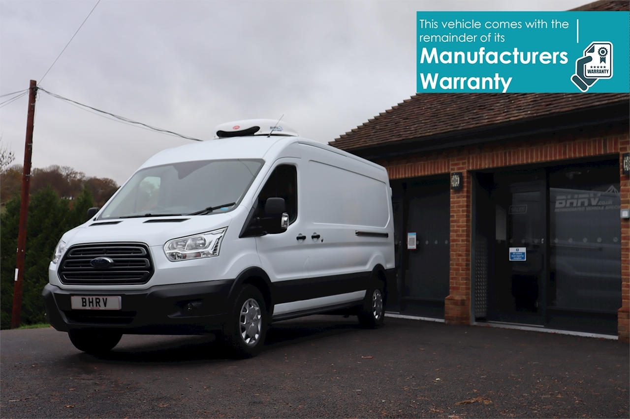 Ford Transit 350 L3 H2 Trend Refrigerated Chiller Van