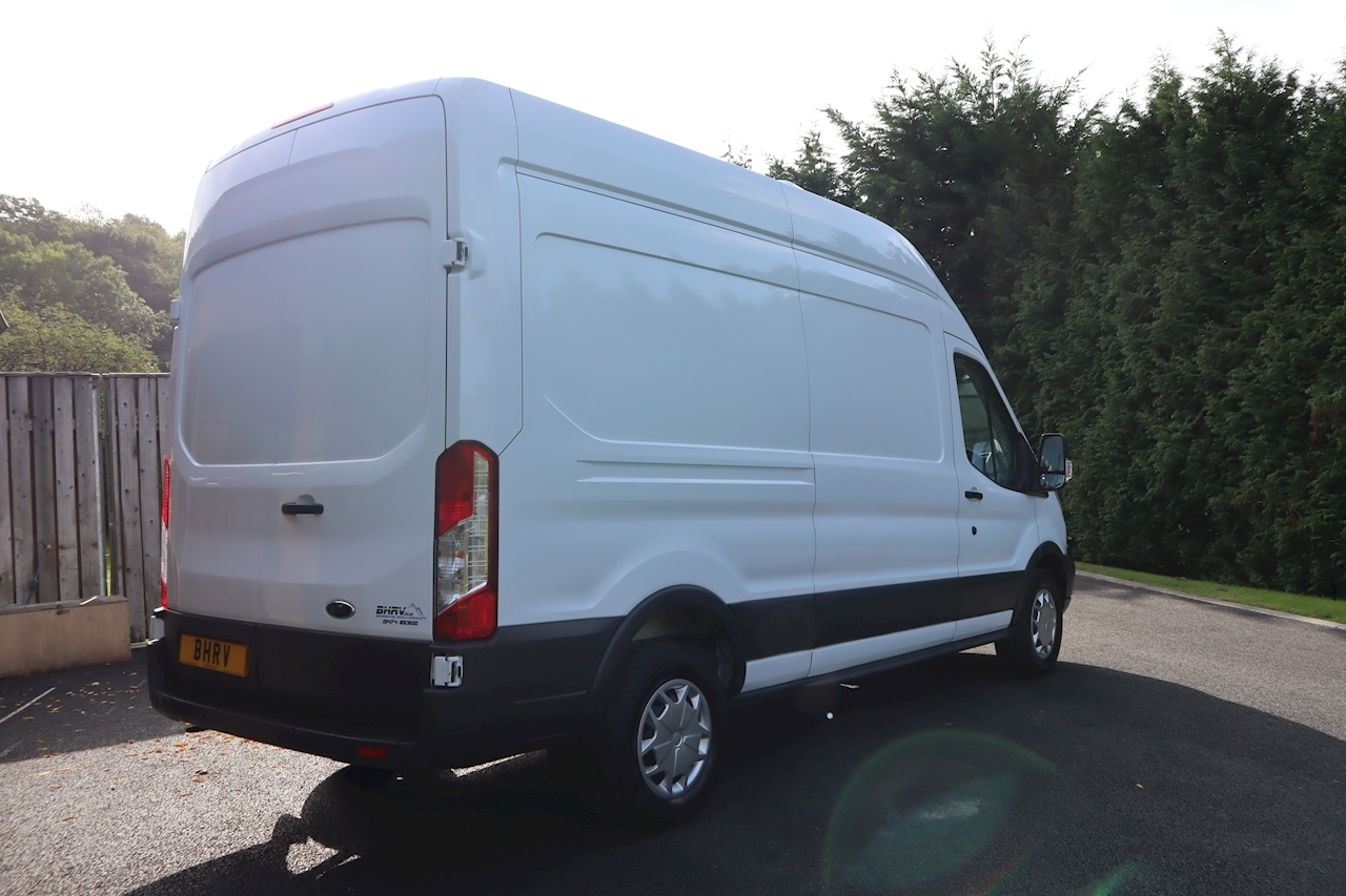 Ford Transit 350 L3 H3 Refrigerated Freezer Chiller Van 2.0 5dr Large Fridge Van Manual Diesel