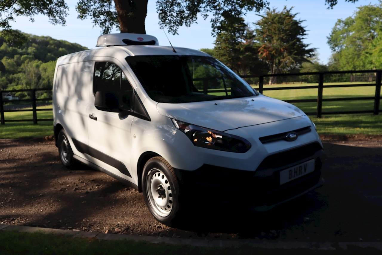 Ford Transit Connect 220 Refrigerated Freezer Chiller Van 1.5 5dr Small Fridge Van Manual Diesel