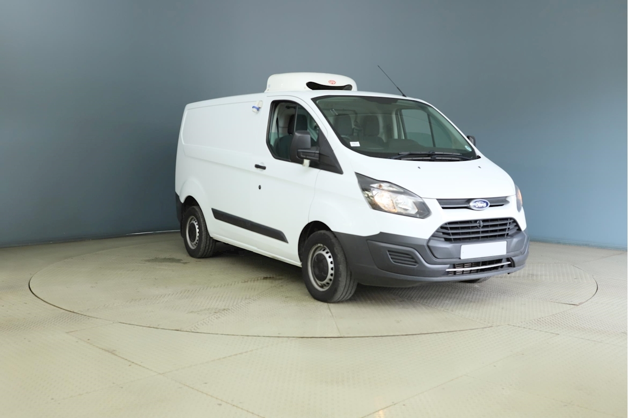 Ford Transit Custom Swb 270 Refrigerated Chiller with Standby 2.0 5dr Medium Fridge Van Manual Diesel
