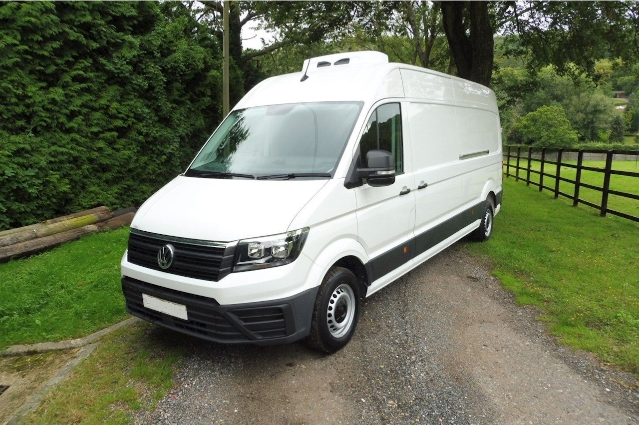 Volkswagen Crafter Cr35 LWB Refrigerated Chiller Van 2.0 5dr Large Fridge Van Manual Diesel
