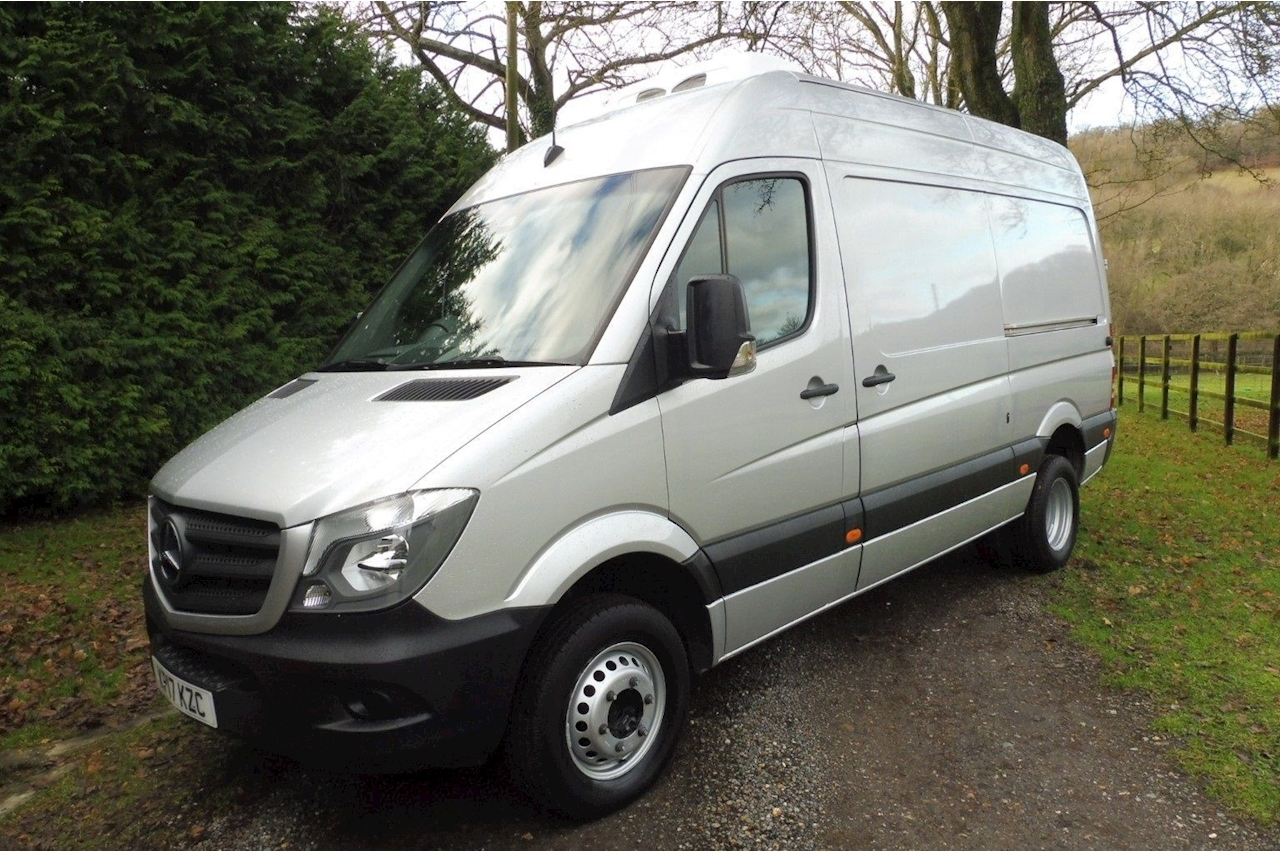 Mercedes Sprinter 514 Mwb Refrigerated Chiller Freezer Van 2.1 5dr Large Fridge Van Manual Diesel