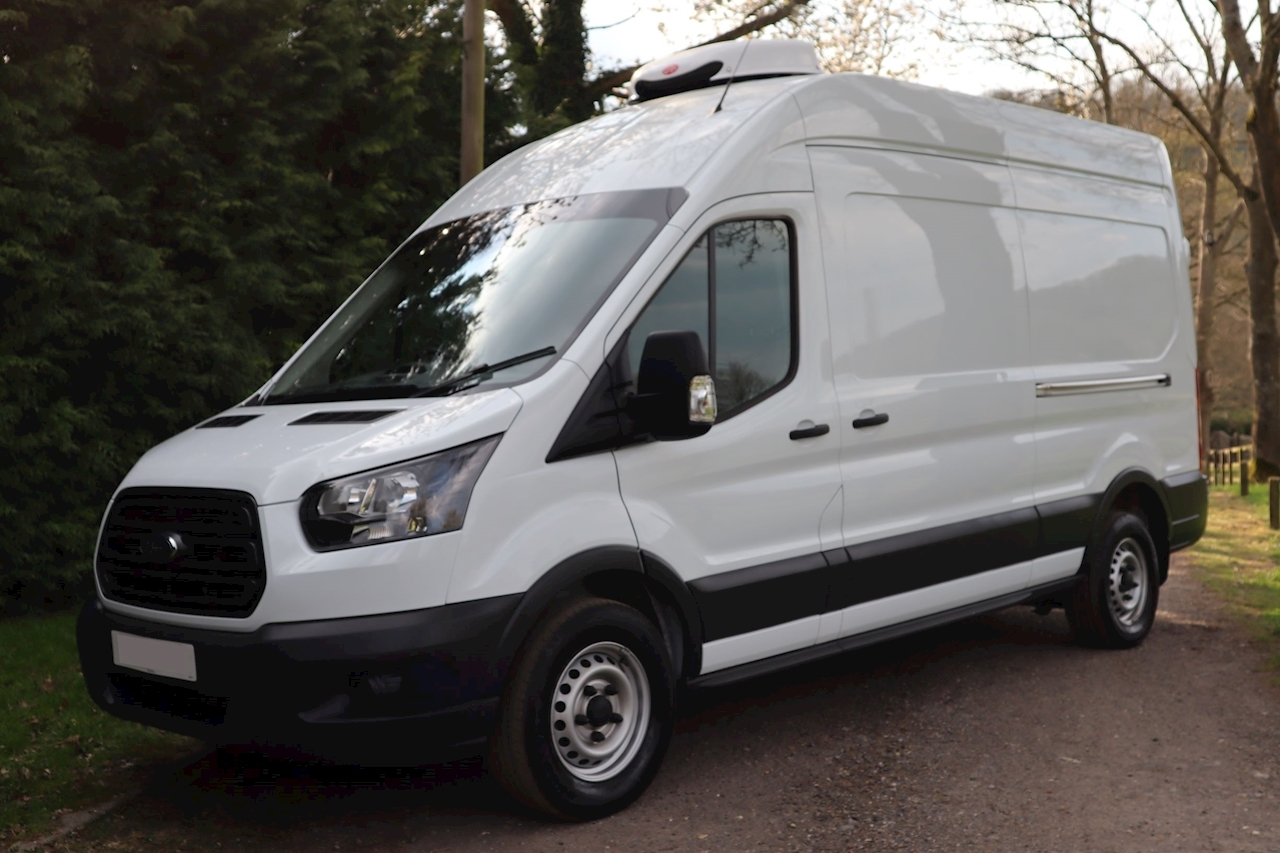 Ford Transit 350 L3 H3 Refrigerated Chiller Van 2.0 5dr Large Fridge Van Manual Diesel
