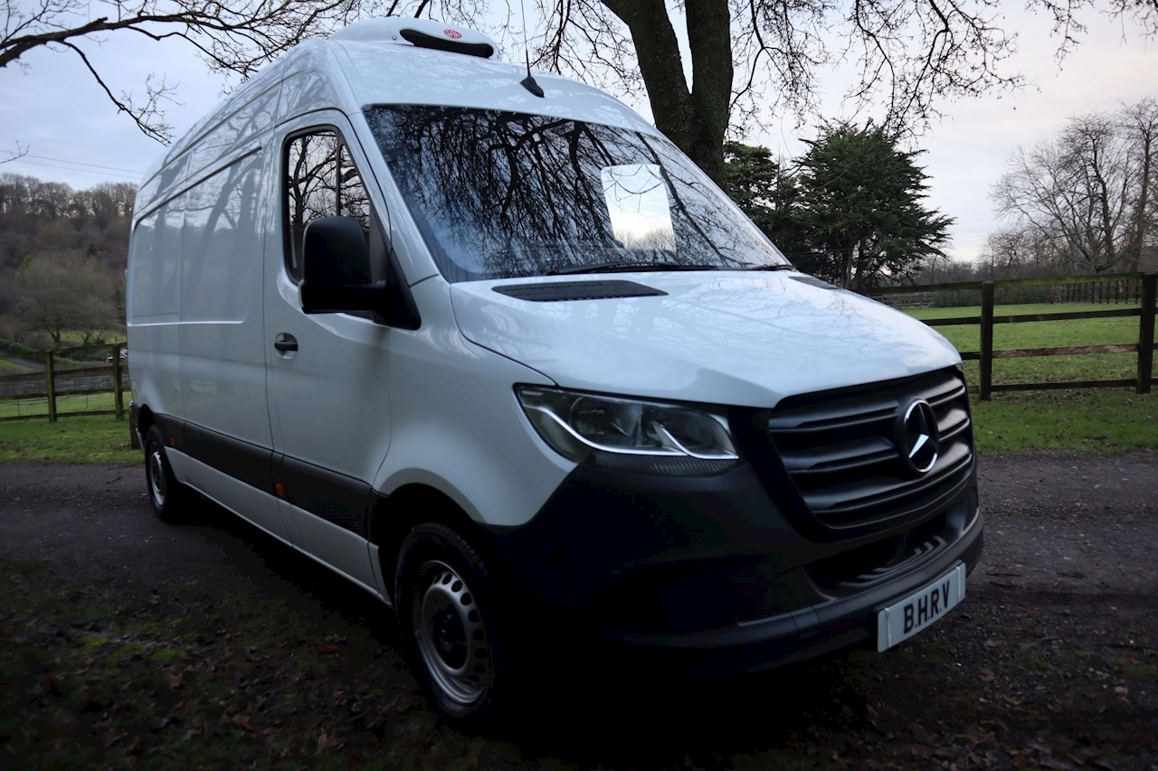 Mercedes Sprinter Mwb 314 Refrigerated Chiller Fridge Van 2.1 5dr Large Fridge Van Manual Diesel
