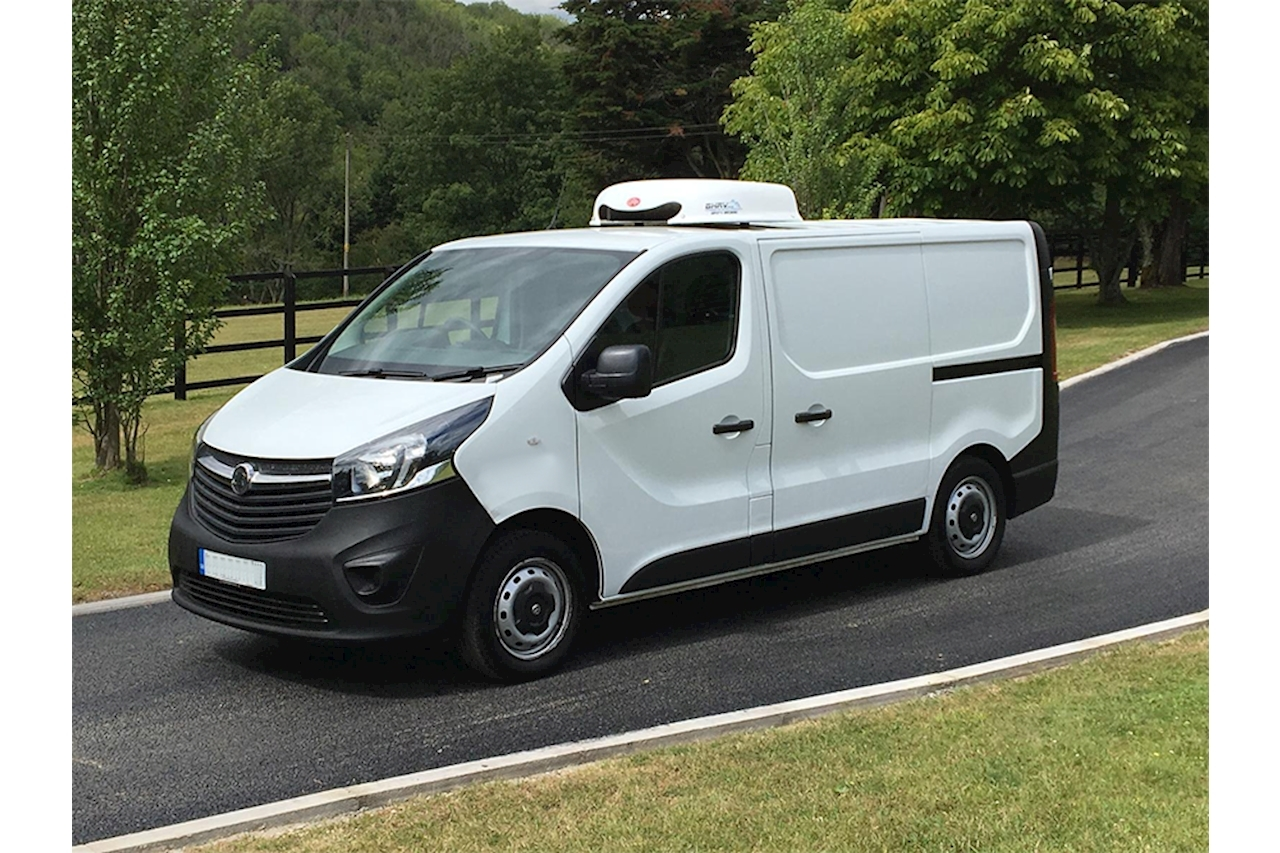 Vauxhall Vivaro L1 Refrigerated Chiller Van