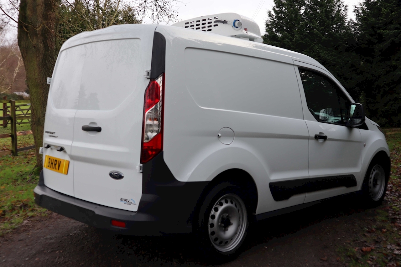 Ford Transit Connect 220 Refrigerated Chiller Van 1.5 5dr Small Fridge Van Manual Diesel