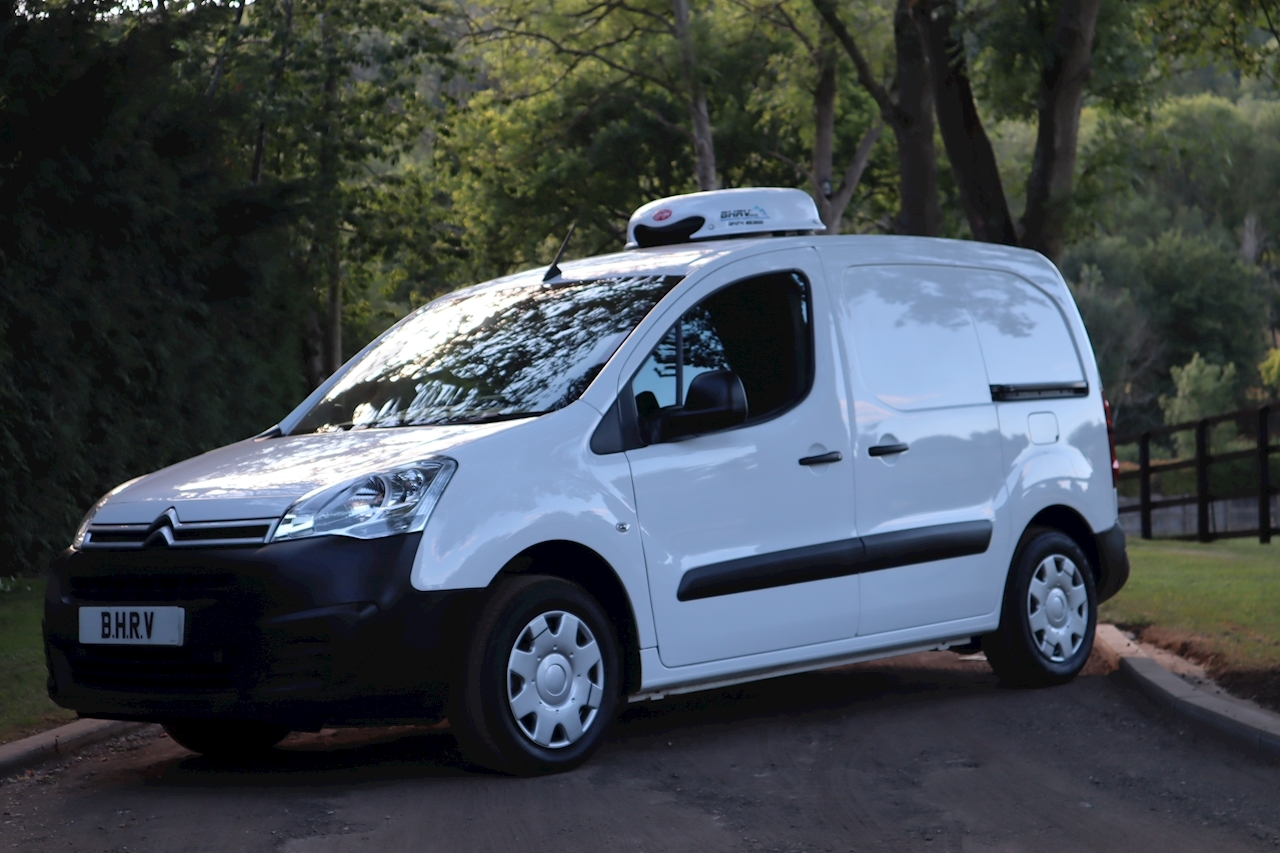 Citroen Berlingo Enterprise L1 Chiller Van