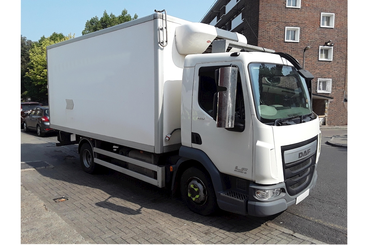 Daf Trucks LF 150 FA 08T Refrigerated Freezer Chiller Box 4.5 Large Fridge Van Manual Diesel