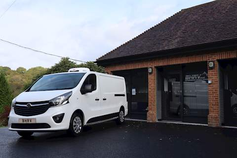 Featured Vehicle - Vauxhall Vivaro