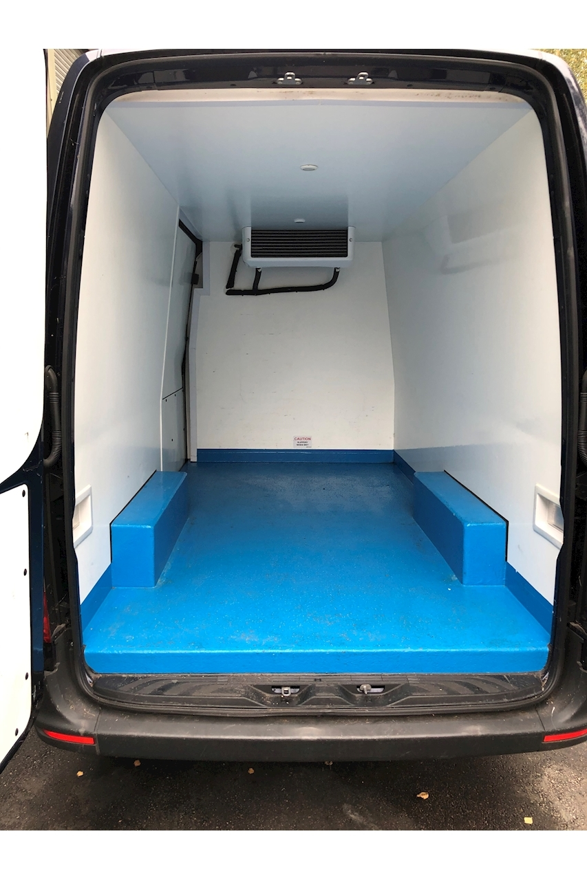 Sprinter Mwb 314 Refrigerated Chiller Fridge Van