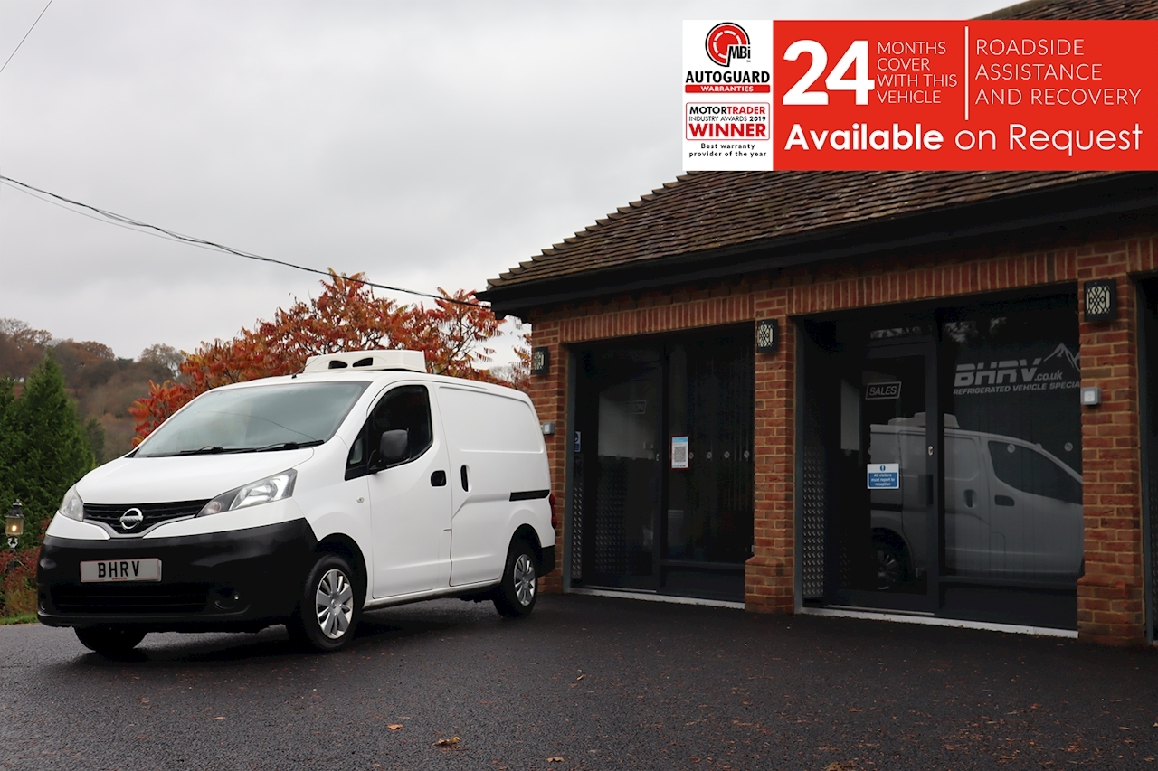 Nissan NV200 Acenta Refrigerated Chiller Van