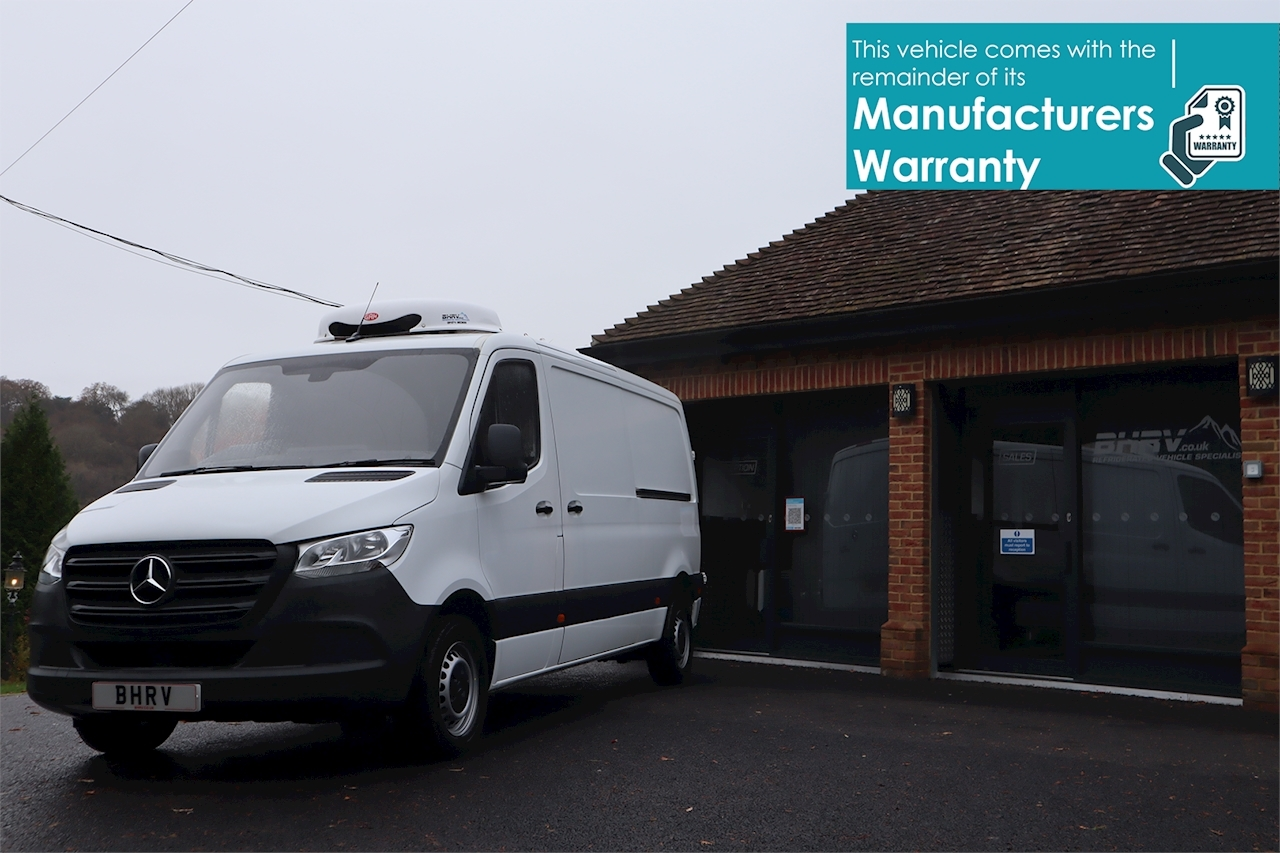 Mercedes Sprinter Mwb 314 Refrigerated Freezer Chiller Van 2.1 5dr Large Fridge Van Manual Diesel