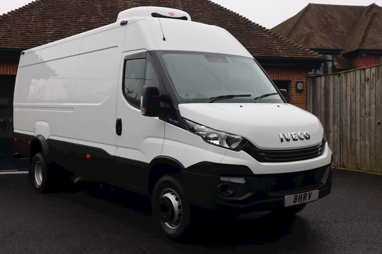 Iveco Daily 65C15v Refrigerated Freezer Chiller Van