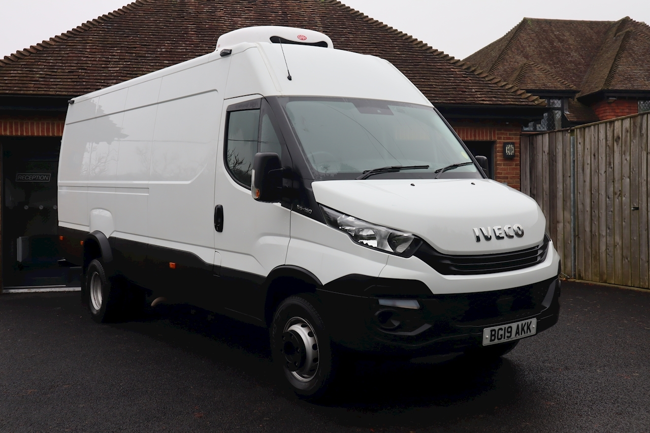 Iveco Daily 65C15 Refrigerated Chiller Van