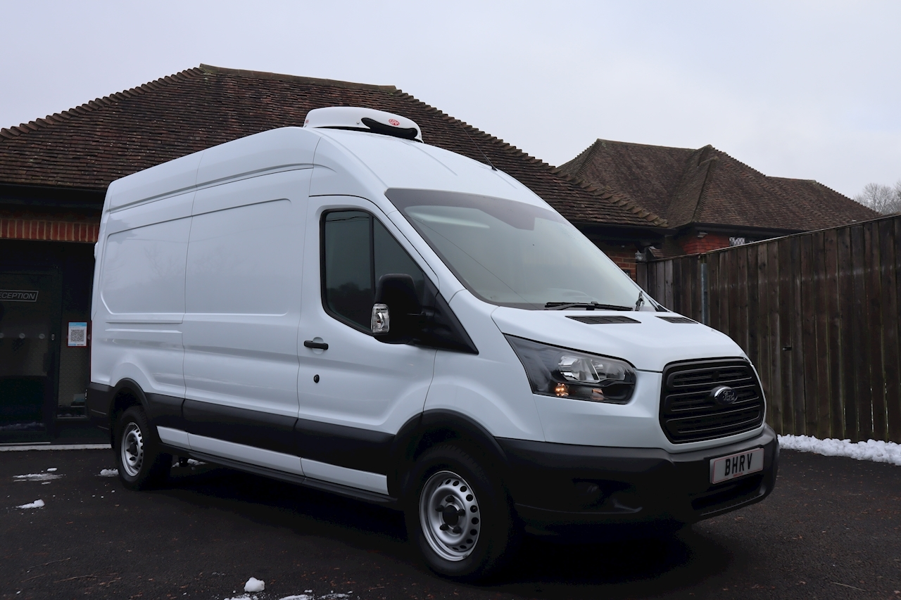 Ford Transit 350 L3 H3 Refrigerated Chiller Van