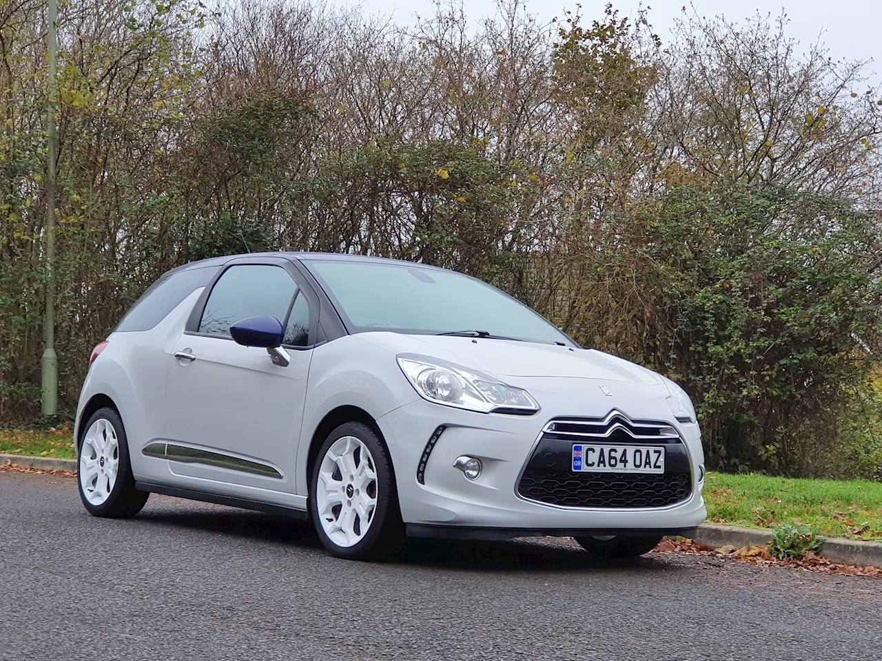 DS3  1.6 3dr Hatchback Manual Diesel