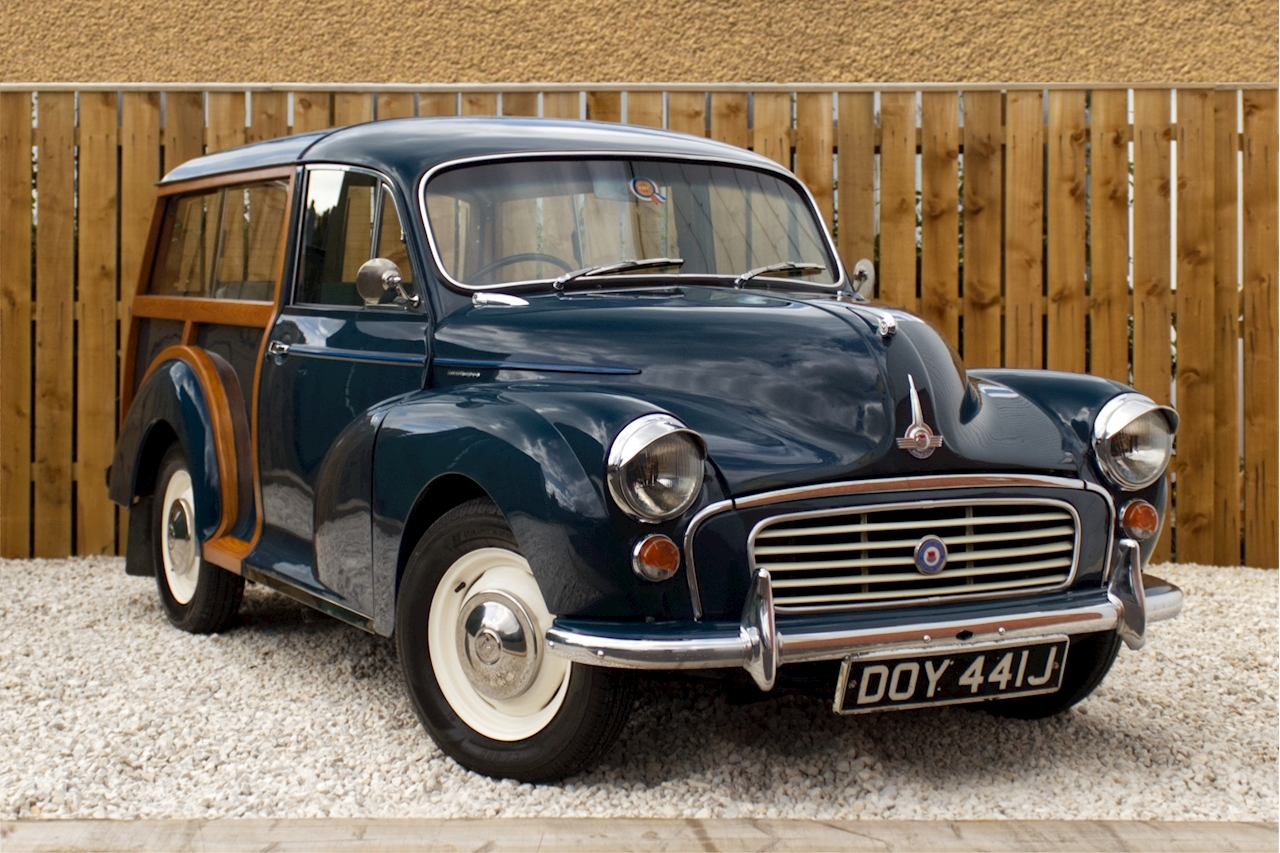Morris Minor Traveller Estate 1000 Manual Petrol