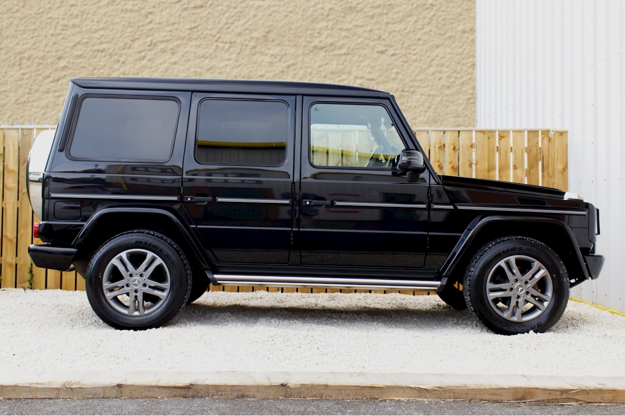 Mercedes-Benz G Class 3.0 G350 CDi BlueTEC SUV 5dr Diesel G-Tronic 4WD (211 ps) SUV 3.0 G-Tronic Diesel