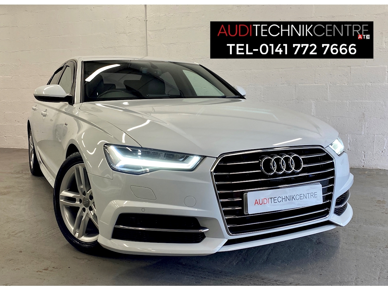 Audi A6 Saloon S line 2.0 4dr Saloon Manual Diesel