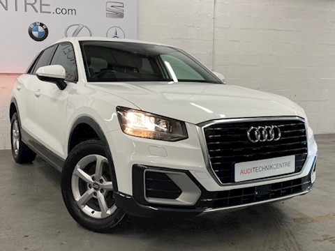 Q2 Tfsi Se 1000 5dr Hatchback Manual Petrol