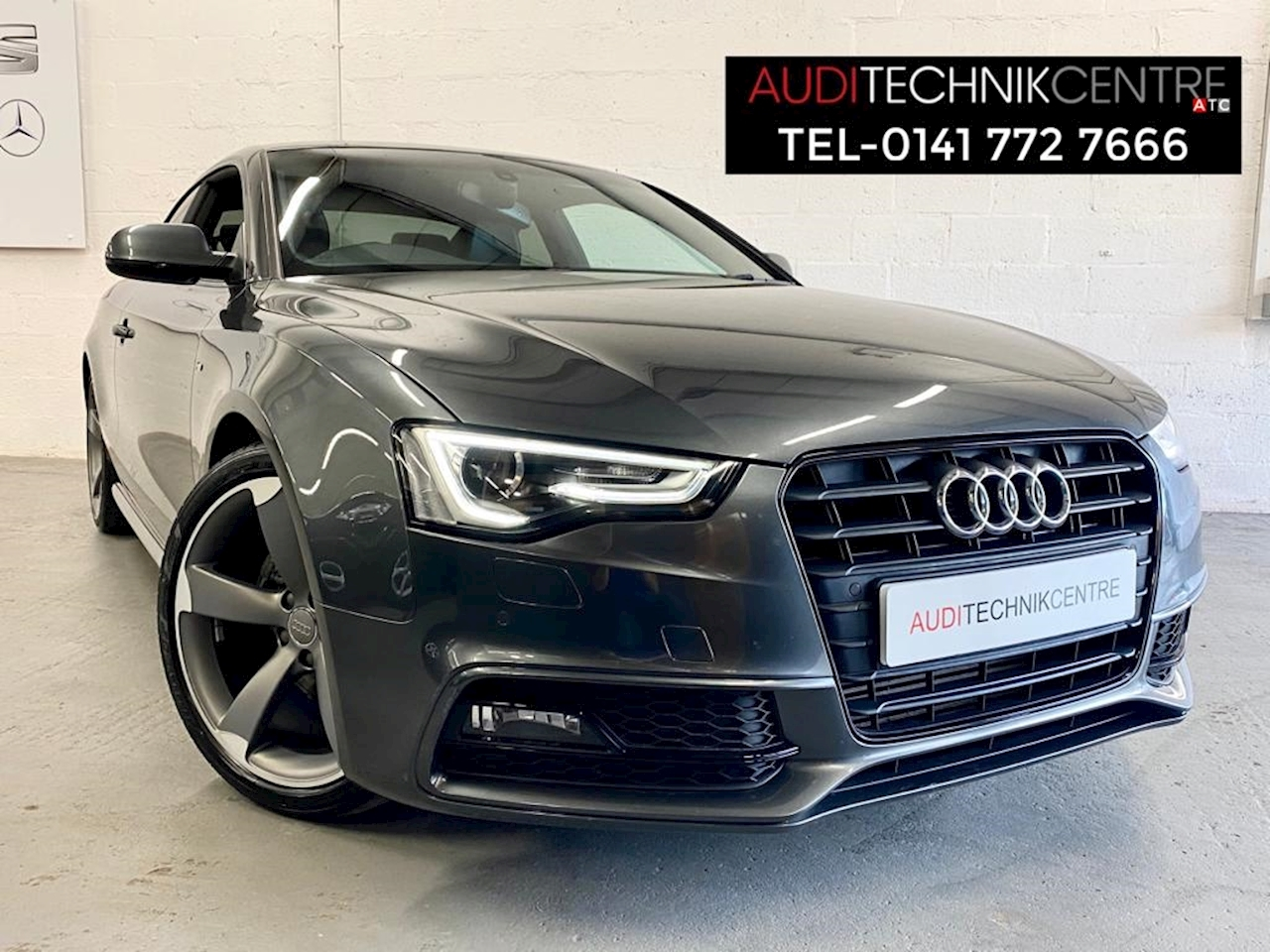 Audi A5 Black Edition 1.8 2dr Coupe Manual Petrol