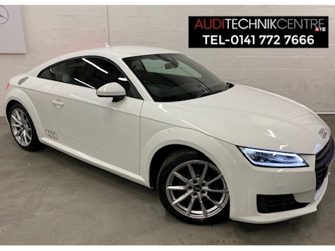 TT Sport 2.0 3dr Coupe Manual Petrol