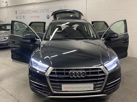 Q5 Sport 2.0 5dr SUV S Tronic Diesel